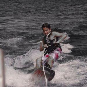jaime sarte - wakeboarding